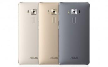 ASUS launches ZenFone 3 Deluxe and ZenFone 3 Ultra in India