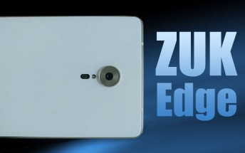ZUK Edge caught in several photos, no curved screen in sight
