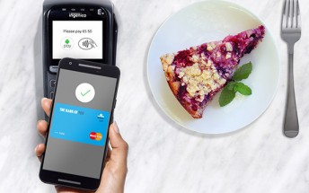 Android Pay lands in Ireland