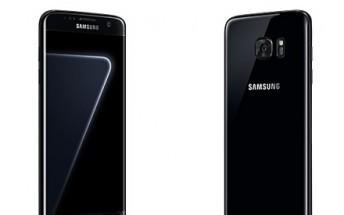 Black Pearl Samsung Galaxy S7 edge officially announced