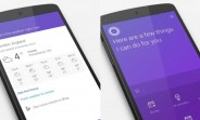 Cortana for Android and iOS arrives in the UK with new design