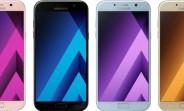 Waterproof Samsung A-series phones officially teased