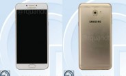 Samsung Galaxy C7 Pro images outed by TENAA