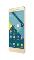 Gionee P7 in Latte Gold