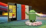 Nokia Lumia 520 boots Android 7.1 Nougat thanks to XDA dev