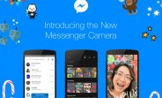 Facebook Messenger has a newer, faster camera with art and special effects