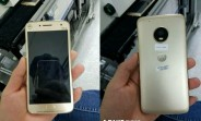 Moto X (2017) is allegedly shown in leaked hands-on images