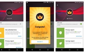 Opera Max celebrates 50 million Android users with VIP mode
