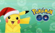 Pokemon Go adds more Pokemon and limited edition holiday-themed Pikachu