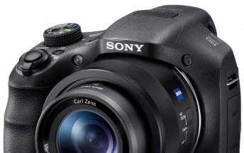 Sony launches Cyber-shot HX350 super zoom camera