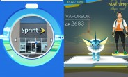 Sprint will be the exclusive wireless partner for Pokemon Go