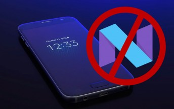 Verizon halts Galaxy Beta program, Nougat to hit Verizon units 'early next year'