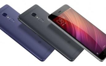 Xiaomi rumored to launch Redmi Note 4X