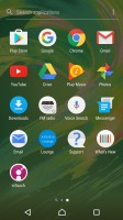 App drawer - Xperia Concept for Android