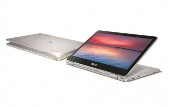 Asus officially unveiled the new Chromebook Flip C302CA