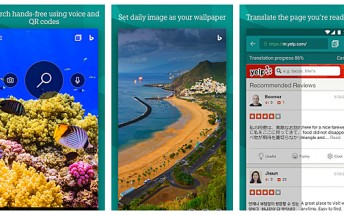 Latest Bing for Android update brings new reading mode