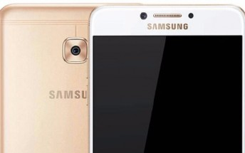 Official-looking renders leak showing the Galaxy C5 Pro and Galaxy C7 Pro
