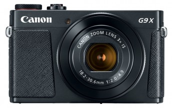 Canon announces PowerShot G9 X Mark II digital camera