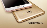 Samsung launches Galaxy C9 Pro in India