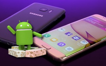 Galaxy S7 and S7 edge get Nougat in India, Samsung Pay teased
