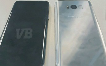 Galaxy S8 live images leak alongside full spec details and launch date