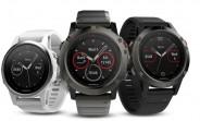 Garmin announced three new Fenix smartwatches