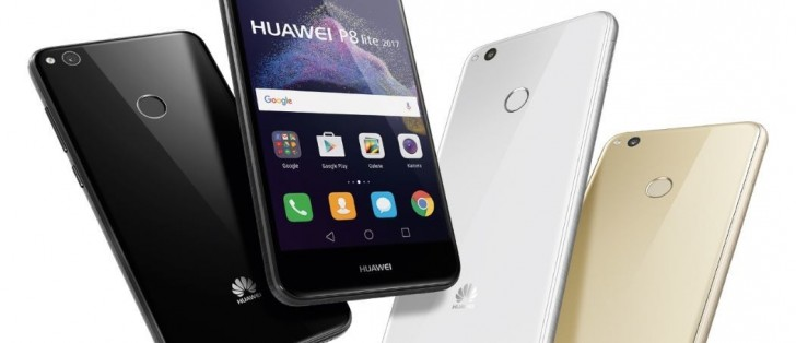 Huawei P8 Lite (2017) arrives in the UK on February 1 - GSMArena ...