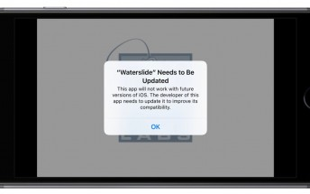 iOS 11 may not support 32-bit apps