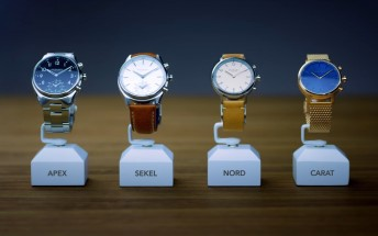 Kronaby connected watches promise 2-year battery life