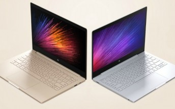 Xiaomi's 2017 Mi Notebook Air will feature ultralight magnesium-lithium chassis
