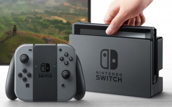 Nintendo Switch launching on March 3 at $300