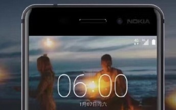 Nokia 6 hands-on shows that sweet metal body in full glory