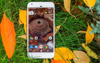 If you order a Pixel XL from Verizon now, you'll get it in late February or early March