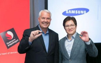 Samsung allegedly hoards S835 chips for the Galaxy S8, leaving nothing for LG