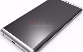 Samsung Galaxy S8's unusual screen resolution revealed