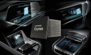 Samsung will supply Exynos chipsets for Audi's infotainment system