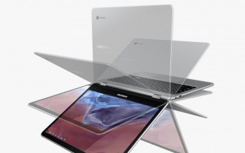 Samsung announced two new Chromebooks