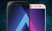Samsung's new Galaxy A (2017) series now available for purchase