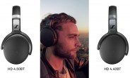 Sennheiser announces three new Bluetooth headphones at CES