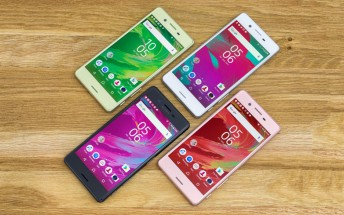 Sony Xperia X Concept build gets Sony's new 'Battery Saver' feature