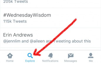 Twitter introduces new Explore tab