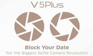 Dual selfie-camera sporting vivo V5 Plus to launch this month