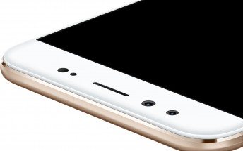 vivo V5 Plus becomes official with dual front camera, Snapdragon 625