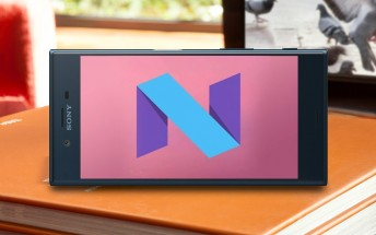 Sony Xperia Z5 family now sitting at the Nougat table