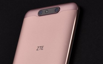 The Blade V8 is another new dual-camera smartphone, courtesy of ZTE