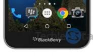 BlackBerry Aurora press image leaks