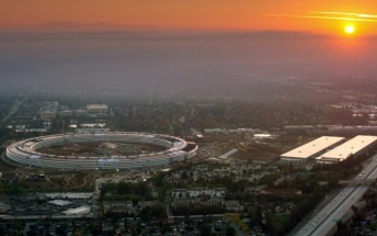 Apple's spaceship HQ is named Apple Park, opens in April