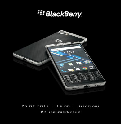 Consider yourself invited to virtually attend BlackBerry Mercury/DTEK70's launch