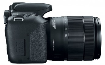 Canon launches EOS Rebel T7i, 77D, and M6