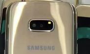 No, this isn't dual camera-packing Galaxy S8